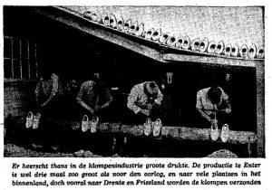 Persbericht Het Vaderland, 4 juli 1040