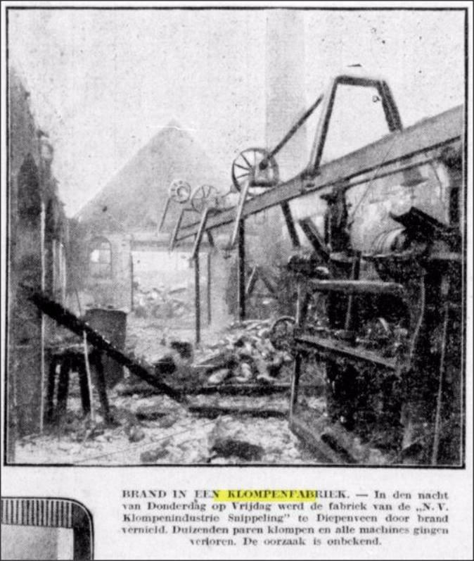 Bericht in De Telegraaf, 23 januari 1925
